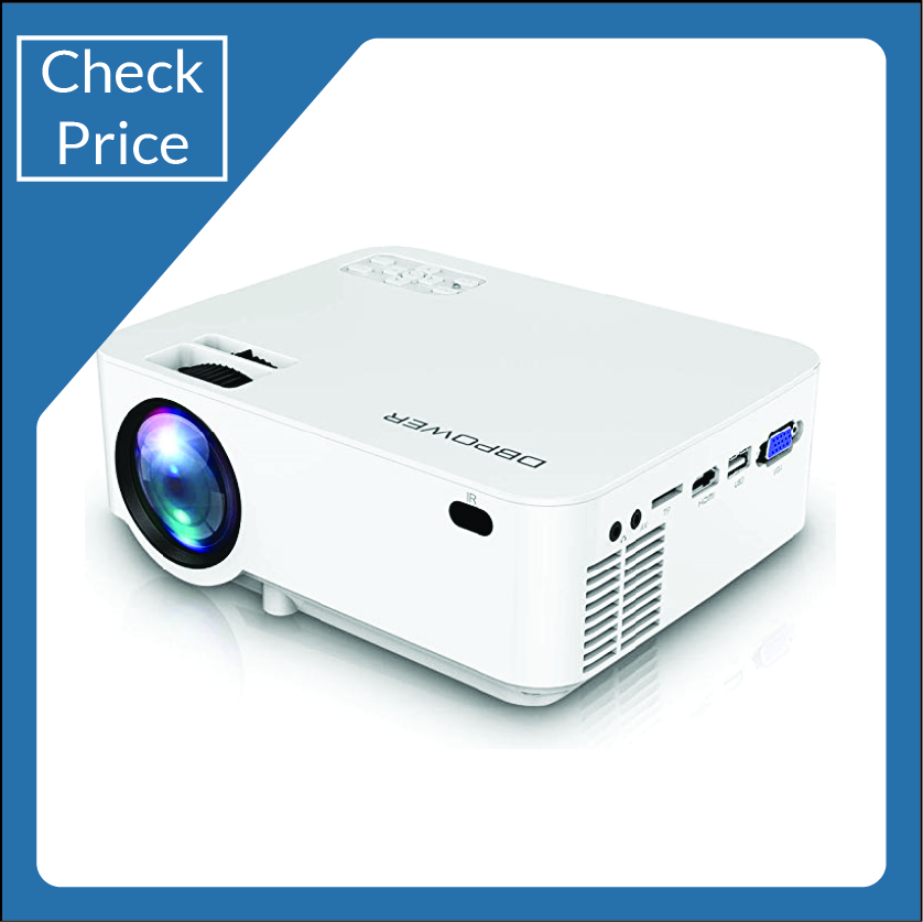 DB Power Mini Projector.