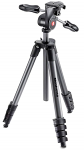 Manfrotto Compact Advanced Tripod with Ball Head