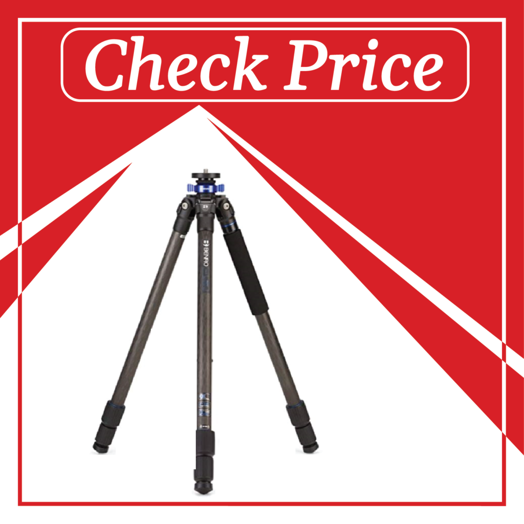 3. Benro Mach3- best carbon fiber tripod under $500