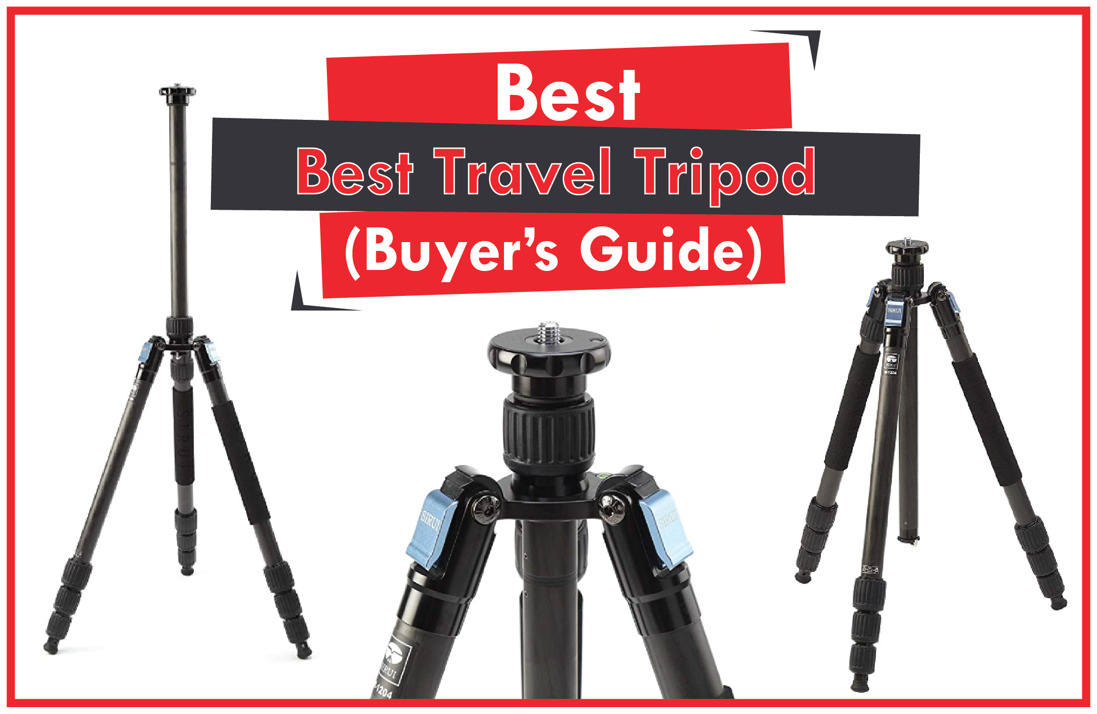 Best Travel Tripod