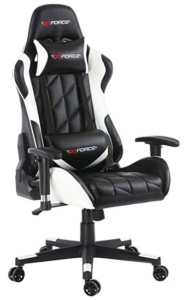 GT Force Reclining Gaming Chair