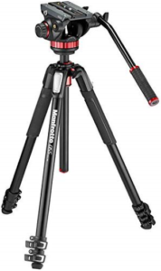2. Manfrotto MVK502055XPRO3- tripod for 200-500mm lens