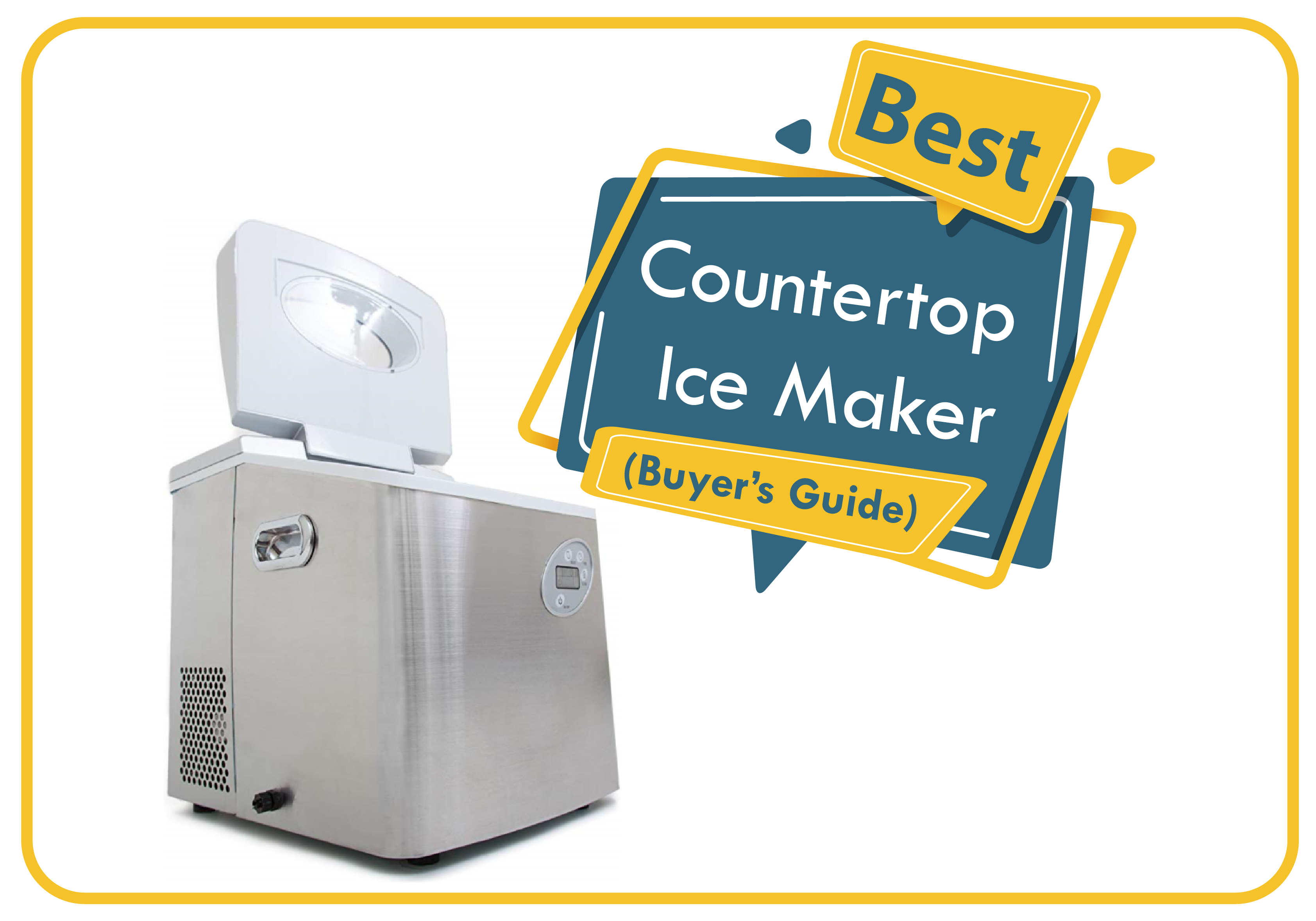 Best Countertop Ice Maker Machine Reviews