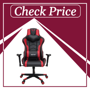 Healgen Big and tall gaming chair: best budget gaming chair