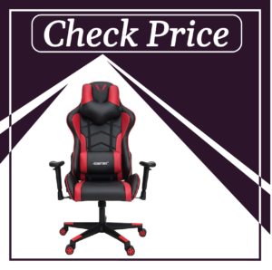 3. Merax U-Knight series gaming chair: best chair with neck support