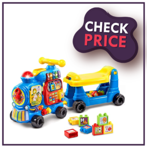 VTech Sits To Stand The Ultimate Alphabet Train