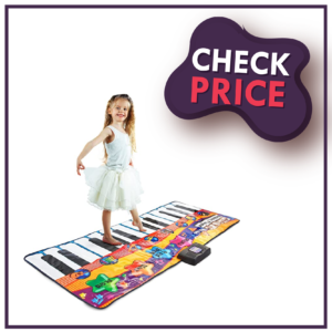 Joyin Toy Gigantic Piano Dancing Mat