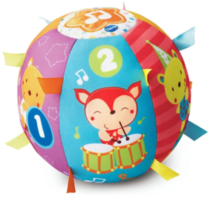 V12. VTech Lil' Critters Roll & Discover ball