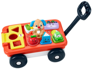Fisher-Price laugh and learn wagon