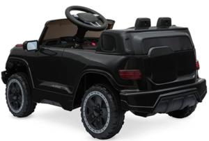 2. Best Choice Products 6V Kids Ride On Car Truck (Best Realistic Electric Car):