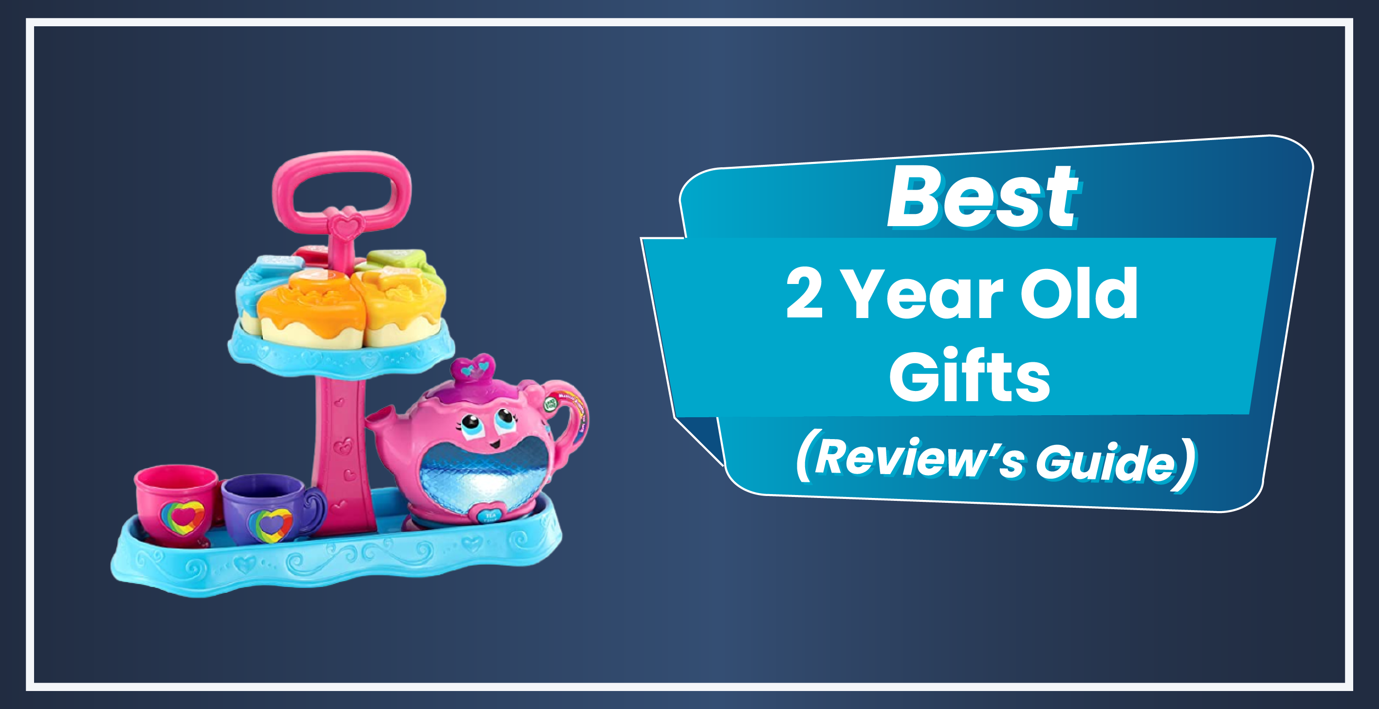 16 Best Toys Gift For 2 Year Old Girl