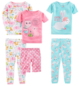 4. Simple Joys by Carter's Pajama Set