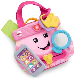 7. Fisher-Price Laugh and learn My smart purse