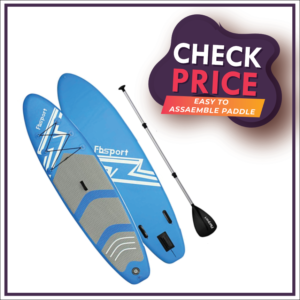FBSPORT 3m PVC Inflatable Stand UP Paddle Board