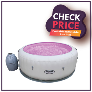 Lay-Z Spa Miami Hot Tube