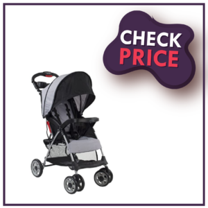 Kolcraft Cloud Travel Stroller