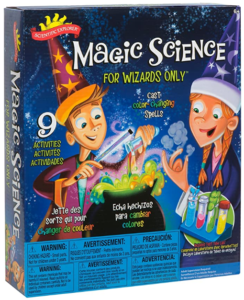 Explorer Magic Science for Wizards