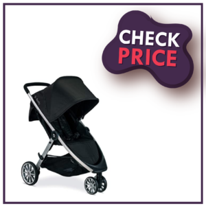 The Britax B - Lively Lightweight Stroller
