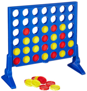 35 Hasbro Connect 4 Game