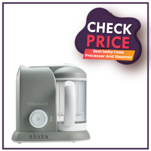 Best Baby Food Processor And Steamer