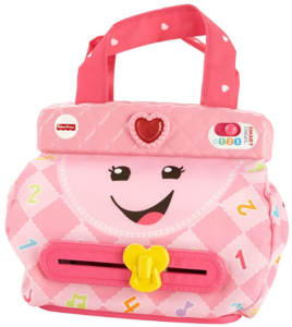 5. Fisher-Price Laugh and learn My smart purse
