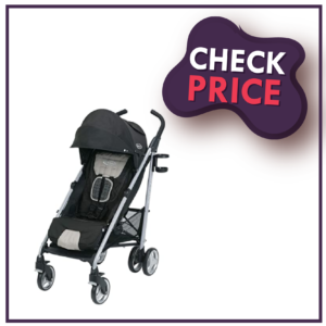Graco Breeze Click - Connect Stroller
