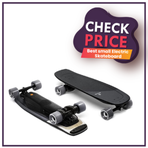 Boosted Mini X Electric - Best Small Electric Skateboard