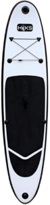 8. HIKS Black Stand SUP Paddle Board