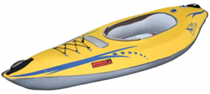 8. Advanced Elements FireFly Inflatable Kayak
