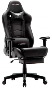 Ficmax Electric Massager E-Sport Gaming Chair