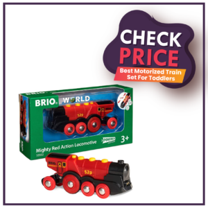 Best Motorized Train Set For Toddlers