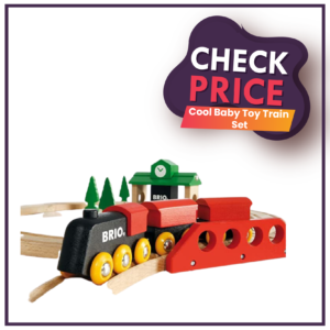 Cool Baby Toy Train Set