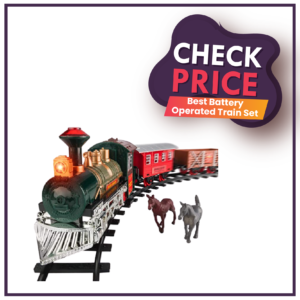 Best Battery Operated Train Set