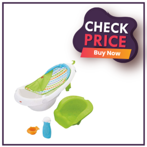 The Fisher-Price 4-in-1 Sling 'n Seat Tub, Multicolor Review