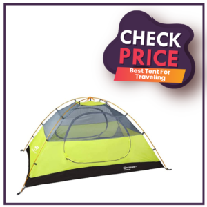 Best Tent for Traveling