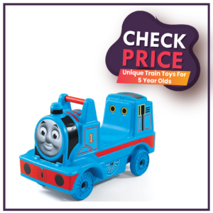 Unique Train Toys For 5 Year Olds