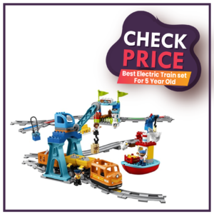 Best Electric Train Set For 5 Year Old