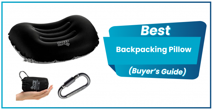 Best Backpacking Pillow