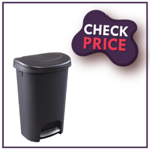 Rubbermaid NEW2019 VersaLite Lid Trash Can