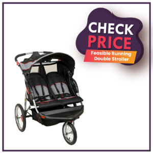 Feasible Running Double Stroller