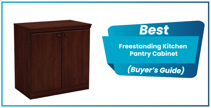 Freestanding Kitchen Pantry Cabinet