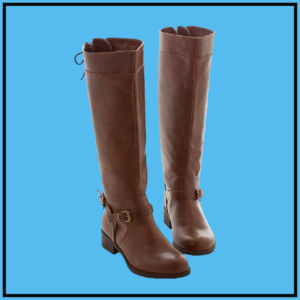 What Are The Calf Boots?