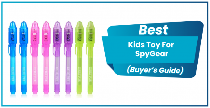 7 Best Kids Toy Spy Gear To Buy In 2020 - Updated Buyer's Guide