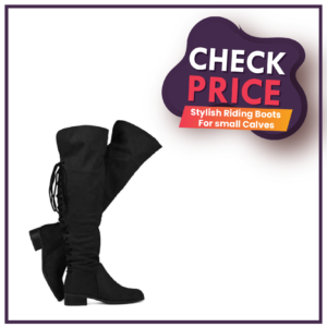 Stylish Riding Boots For Small Calves