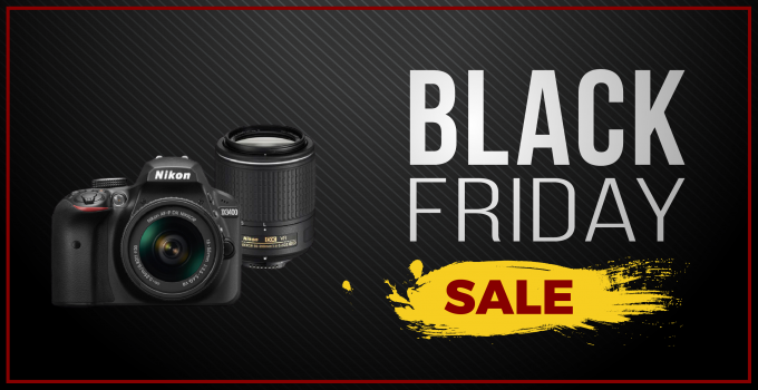 Nikon D 3400 Black Friday 2020 Sales & Deals