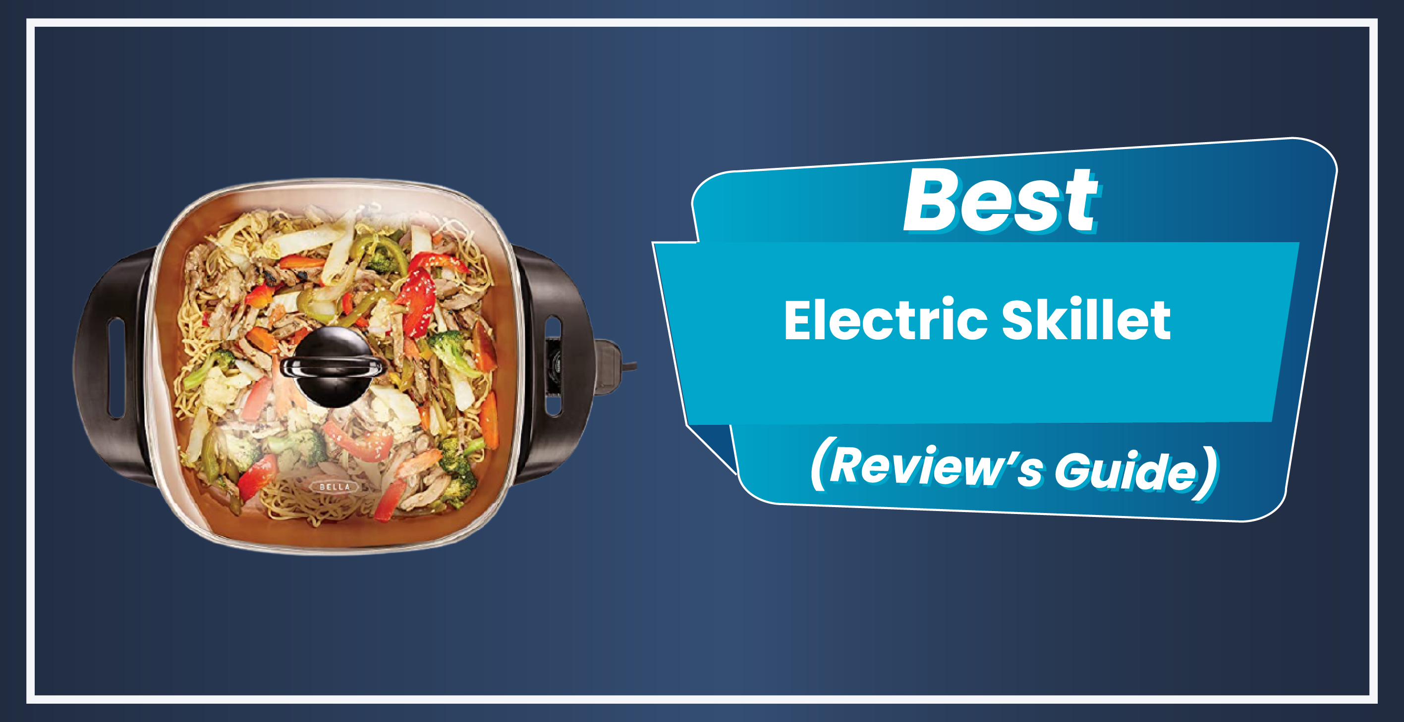 5 Best Electric Skillet