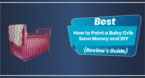 How to Paint a Baby Crib