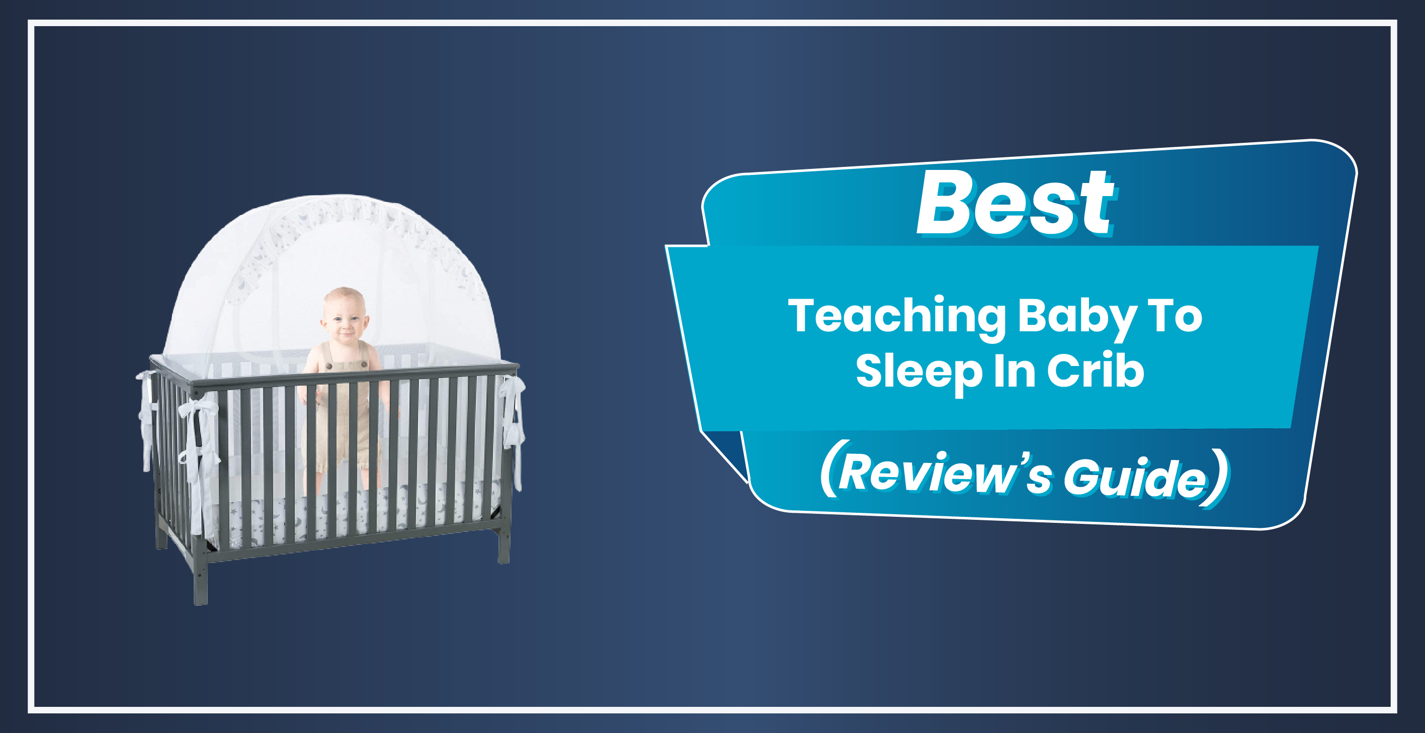 Teaching Baby To Sleep In Crib