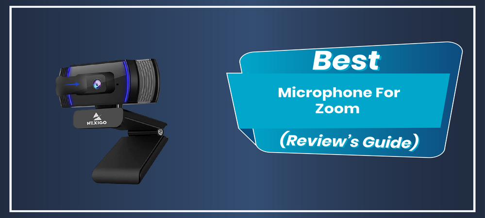 Best Microphone For Zoom